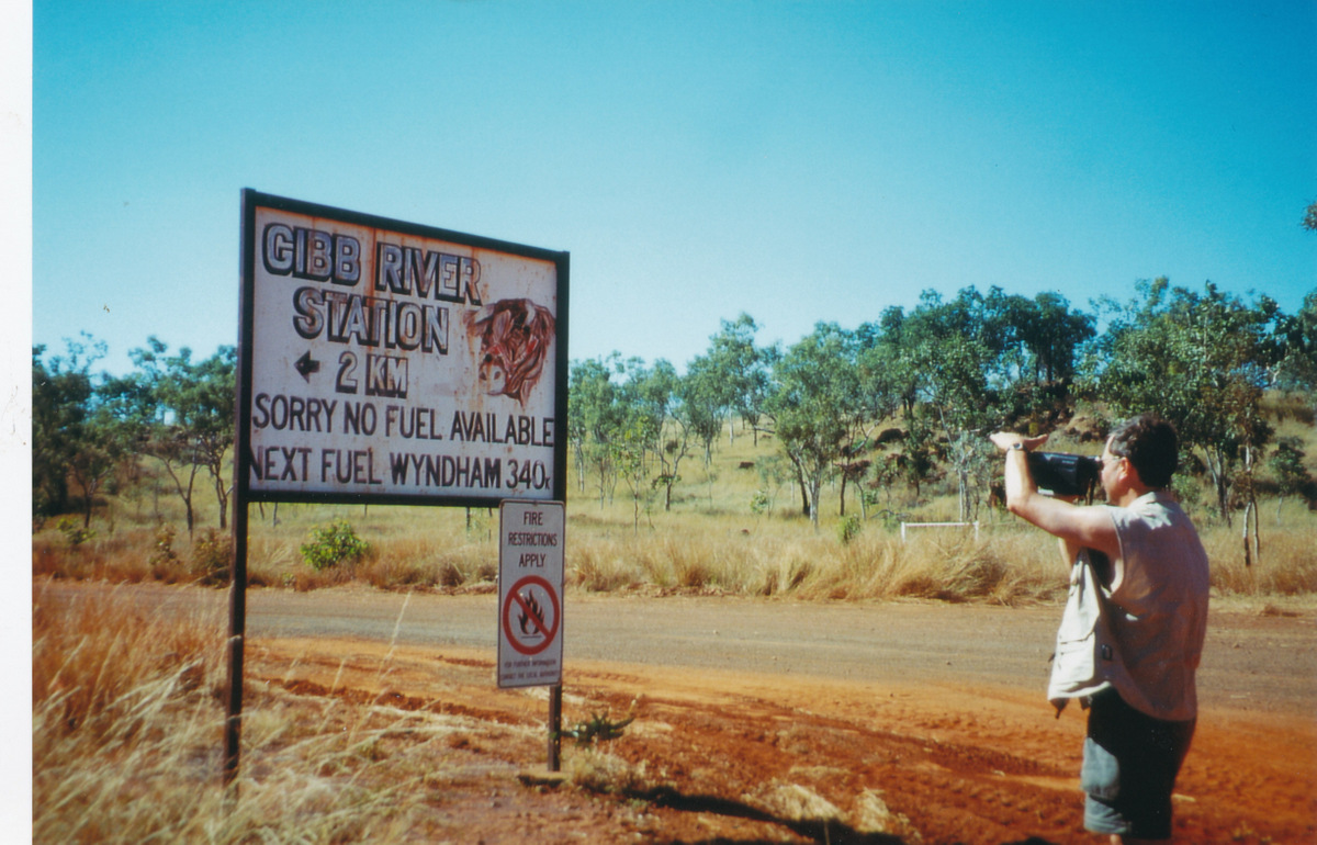 Gibb River Beef Road
