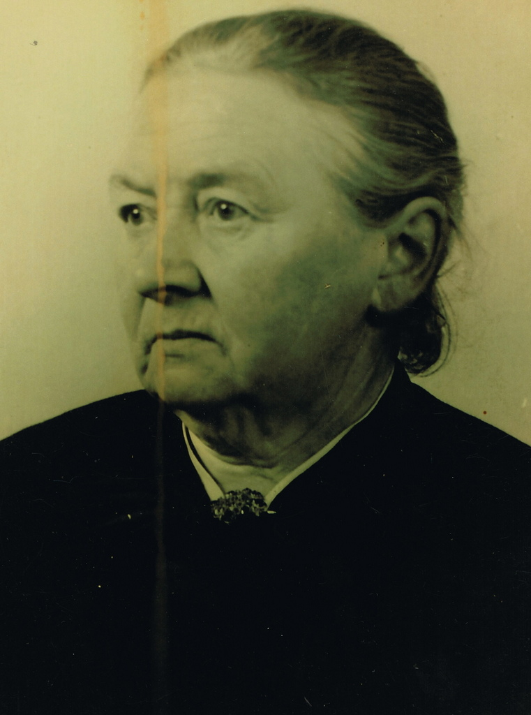 Oma Lambers portret